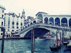 Sara Lindholm - ysvoice: | ♕ |Rialto Bridge, Venice| by © .... #venice #italy