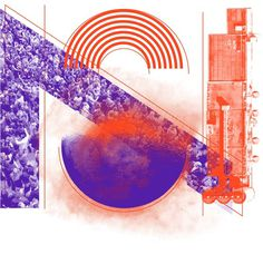 Nuits Sonores #print #gif #illustration