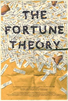 The Fortune Theory - Matt Chase | Design, Illustration #illustration #design