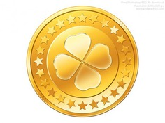 Psd gold coin icon Free Psd. See more inspiration related to Gold, Icon, Web, Coin, Psd, Web icons, Gold coin, Shiny, Blank and Horizontal on Freepik.