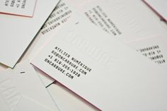 Carbure Business Cards #businesscard