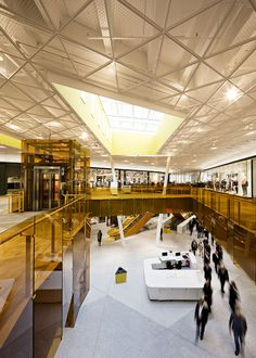 3 emporia shopping centre in malmo by wingardhs #store #mall #archtiecture