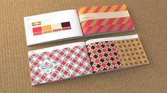 Boulangerie Paper Bags by Tough Slate Design