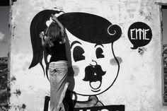 ♥ WALLS ♥ #emedem #eme #abandonated #emedemati #walls