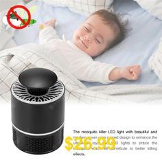 New #LED #Household #Non-Radiation #Mosquito #Killing #Lamp