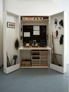 Julia Lohmann : phil cuttance #wood #cabinet #tray #phil cuttance #julia lohmann #kelp