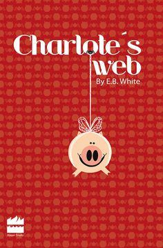 Charlotte\\\'s Web: Book cover