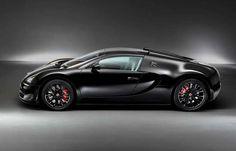 Bugatti Veyron Grand Sport Vitesse Black Bess.