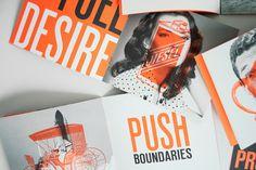 Imaginaria Creative Promotion #design #graphic #identity