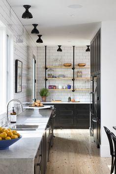 好温馨的厨房 #home