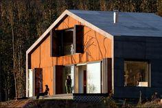BLOG DE CASAS: Casa Cedeira - MYCC #architecture