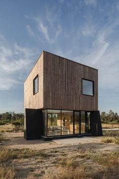 El Vigilante Shelter, Ruizsolar Arquitectos 2