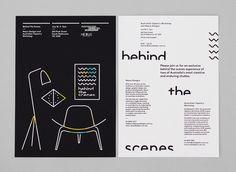 Behind the Scenes   Borg, Peter — Graphic Designer