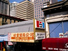 """Chinatown"" San Francisco"