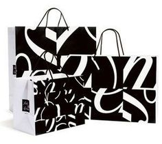 saks #white #design #& #black #pentagram #pack