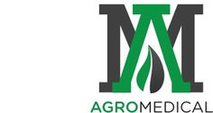 AgroMedical : The online portfolio of Josh Sullivan #gotham #leaf #medicine #medical #logo #agriculture #green