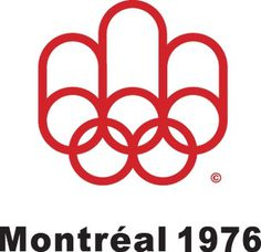 Logo Olympic Games – Montréal 1976 #olympic #1976 #montral #logo #games