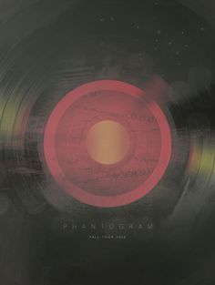 18x24 Phantogram Fall 2012 Tour poster I recently finished. A Photoshop time-lapse video for this poster can be viewed here: https://vimeo.c