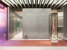 Lotta Agaton: Paris Acne #interior #design #decor #acne #store #deco #decoration