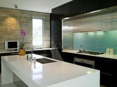 34 Modern Kitchen Designs #kitchen #designs #modern