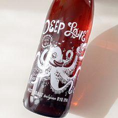 lovely-package-deep-love-1 #packaging #bottle
