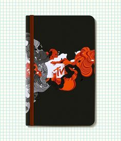 OIT8DOI2™ The Work of Bruno Borges #oit8doi2 #mtv #moleskine
