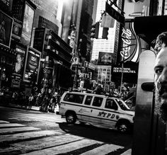 Black and White Street Photography by Bartosz Matenko