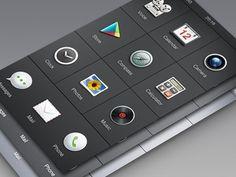 Smartisan OS #smartphone #ui