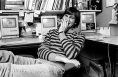 mac spoilers steve jobs norman seeff 01 #steve #photography #jobs