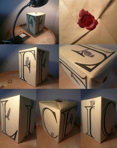 nat maks / bespoke paper design #gift #wrapping #bespoke #paper #typo