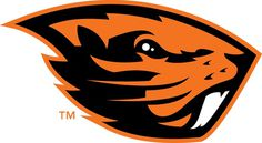 Oregon State Beavers Primary Logo (2013) -