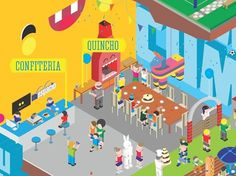 omaigod #infographic #illustration #omaigod #poster #party