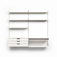 606 Shelving System by Dieter Rams