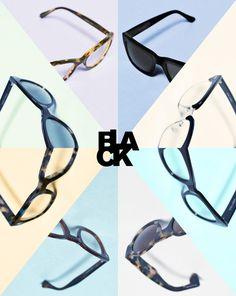 Bibliothxc3xa8que #print #design #black #eyewear #poster