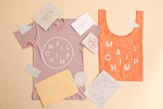 Mailchimp recruitment set | Grilli Type
