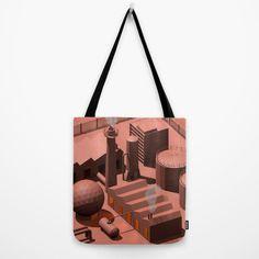 Low Poly Industry by Rickard Arvius #3d #cinema4d #c4d #visualart #digitalart #cgi #fashion #rickardarvius #totebag