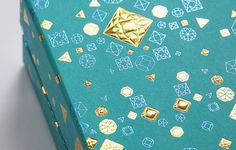 Packaging For Polytrade Paper on Behance #diamonds
