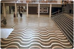 Tutte le dimensioni |Floor of the The Belgian Congo and Ruanda-Urundi Hall (Government Pavilion) - 1958 | Flickr – Condivisione di foto! #vintage