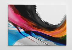 Pour painting sketches on Behance
