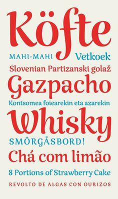 Rumba Typeface #rumba #typography