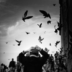 External Photo Inspiration – Expressive Pictures By Mustafa Dedeoglu | Cromoart #photography