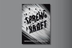 BB – Poster Series Bayerische Staatsoper #b&w #poster #typography