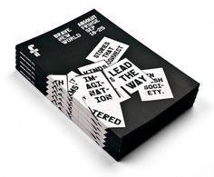 Fringe 2011 | Aad #black #print #white #publication
