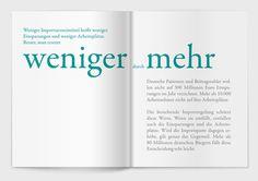 BAI Folder on the Behance Network #katharina #book #lassnig #editorial #folder #typography