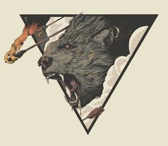 X__X • 死 者 の 顔 • | Joe Wilson #bear