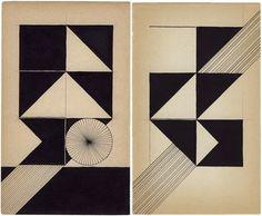 Lush Metrics #geometry #vintage