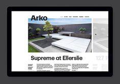 Arko Arko08 #mockup #digital #web