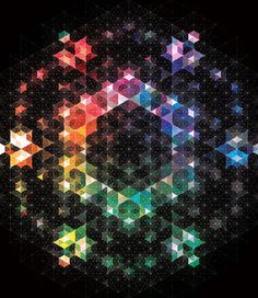 Andy Gilmore Geometric Design 1 #gilmore #andy #geometry #design #geometric #illustration