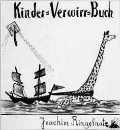 552px-Kinder-Verwirr-Buch_01.jpg (image) #illustration #books #vintage