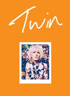 Twin Magazine   SS12 Issue Preview   F.TAPE   Fashion Directory #photography #magazine
